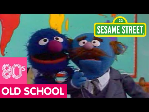 Video Sesame Street: Grover Wants to Travel