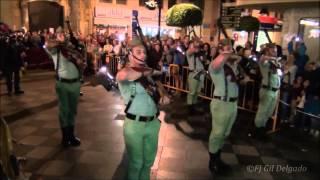 preview picture of video 'La Legión en Semana Santa Algeciras 2015'