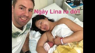 [Nhật ký Lan Phương] ngày con gái Lina chào đời 15/5/2018 [Eng sub]