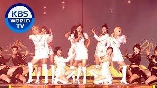 TWICE(트와이스) - Breakthrough / Feel Special [2019 KBS Song Festival / 2019.12.27]