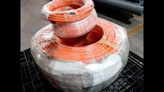 Lô Cáp Chống Cháy CXV/FR 2×1.5mm2 0.6/1kV CADIVI [950 độ C – 3 giờ]