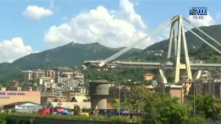 Crollo ponte Morandi, sequestrati documenti su lavori di manutenzione. C