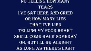 Brooks and Dunn Neon Moon Lyrics