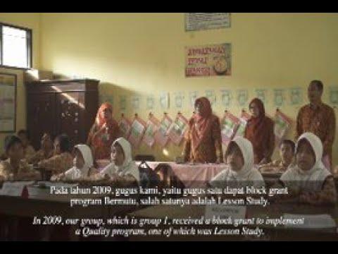 Gresik, Jawa Timur – Praktik Lesson Study