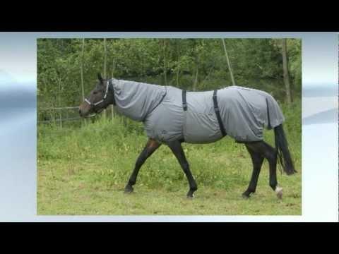 "Fedimax Ekzemerdecke "" Blackfly Deluxe "" Sommerekzem Pferd"