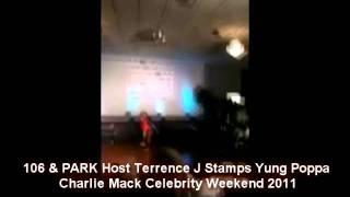 YUNG POPPA @ CHARLIE MACK CELEBRITY WEEKEND 2011.mp4