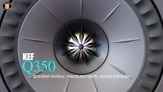 Very Good All Around Bookshelf Speaker, KEF Q350 Review