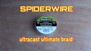 Spiderwire шнур stealth