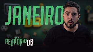 RELATÓRIO DB - JANEIRO 2020