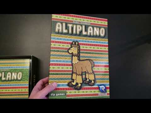 Altiplano - Whats in the Box?