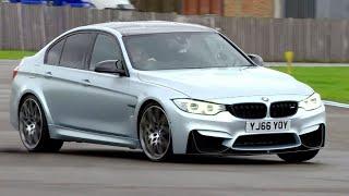Chris Harris Lap: BMW M3 | Extra Gear | BBC