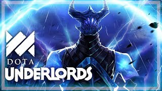 Mages Mages Mages! 3 Star Razor - Savjz Dota Underlords