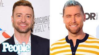 Justin Timberlake Responds to Lance Bass' Viral TikTok About Him Not Texting Back | PEOPLE