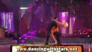 Dancing with the Stars - Holly Madison and Dmitry Chaplin  Season 8 Episode 1