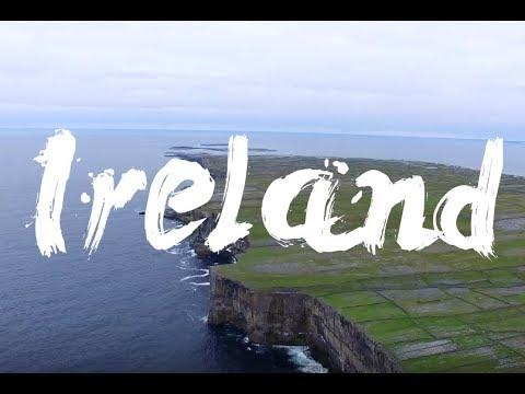 סרטון מדהים באיכות גבוהה של שבוע אחד באירלנד