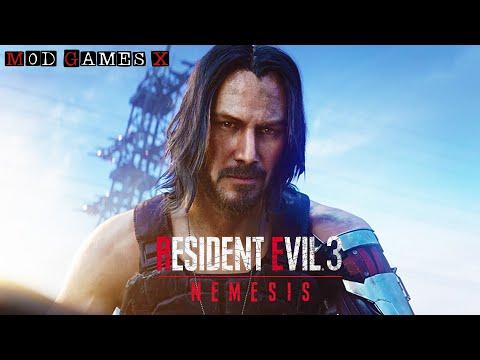 Resident Evil 3 RE - Keanu Reeves