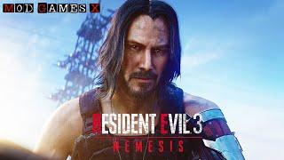 Resident Evil 2 - Keanu Reeves