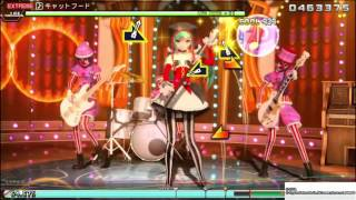 [PS4] Cat Food - Miku [Extreme] [Perfect] Hatsune Miku Project Diva Future Tone
