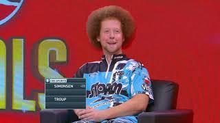 2020 PBA Bowling Tour Finals Championship Anthony Simonsen Kyle Troup