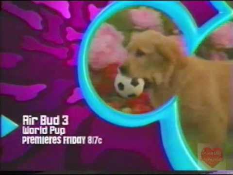 Air Bud 3 World Pup | Disney Channel | Promo | 2004 Mp3