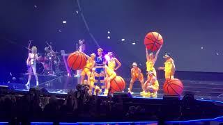 Katy Perry Swish Swish (part 2) + Roar Live in Arizona