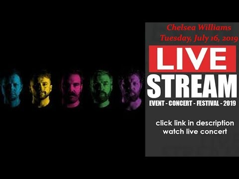 LIVESTREAM: Chelsea Williams (LIVE) at Bootleg Theater, Los Angeles, CA, US