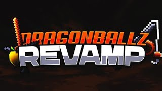Dragon Ball Z [32x] Revamp PvP Texture Pack RELEASE 🈶