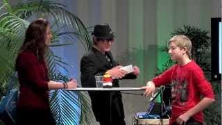 preview picture of video 'A Star is born - Show #6 - Tag der offenen Tür 2012, FH St. Pölten'