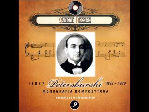 Tadeusz Faliszewski - Tango andrusowskie (Syrena Record)