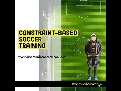 Soccer Rondo with Added Concentration – Coach DiBernardo