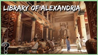 What If The Library Of Alexandria Was Never Destroyed?