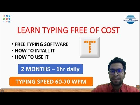TIPP10 FREE TYPING SOFTWARE  HOW TO INCREASE TYPING SPEED IN HINDI  SSC CHSL