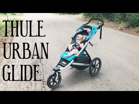 STROLLER REVIEW | THULE URBAN GLIDE