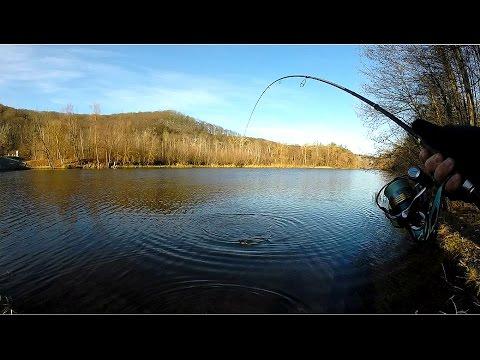 рыбалка на ине на спиннинг