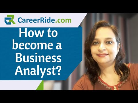 How to become a Business Analyst? - Skills, Courses & Certifications for Freshers & Experienced