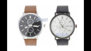 Видео обзор наручных часов LEVEL 5077117 и LEVEL 5071417