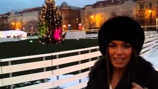 Chritmas Wishes from Ivana Misura Miss Universe Croatia 2014