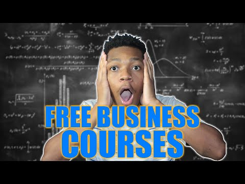 Free Online Business Courses For Everyone! - YouTube