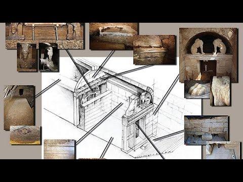 Anfípolis: nuevos hallazgos en un recinto funerario espectacular