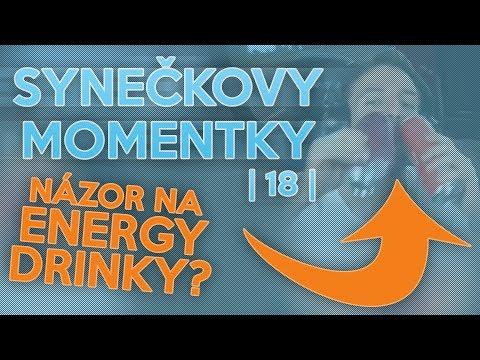 NÁZOR NA ENERGY DRINKY? | Synečkovy Momentky #18