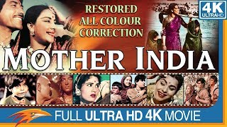 Gambar cover Mother India Old Full Movie || Nargis, Sunil Dutt, Rajendra Kumar || Bollywood Old Full Movies