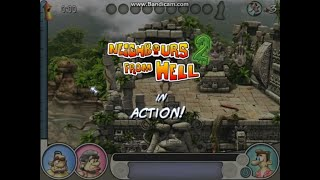 "Neighbours From Hell 2: On Vacation 100% Walkthrough E12: ""Action!"" (Mexico 1)"