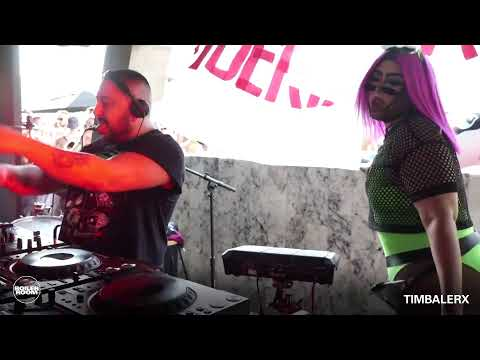Timbalerx | Boiler Room Mexico City: Traición