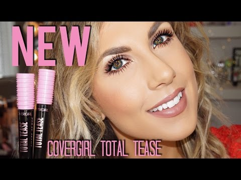 *NEW* COVERGIRL TOTAL TEASE MASCARA | SHOULD YOU BUY IT?