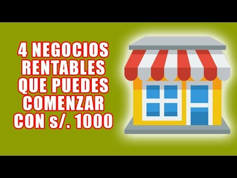 , title : '4 NEGOCIOS RENTABLES QUE PUEDES COMENZAR CON S/ 1000'
