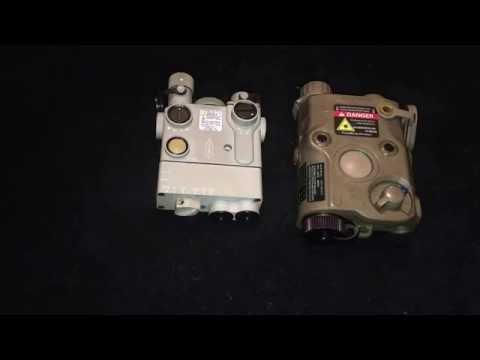 DBAL-A3 vs AN/PEQ-15 review