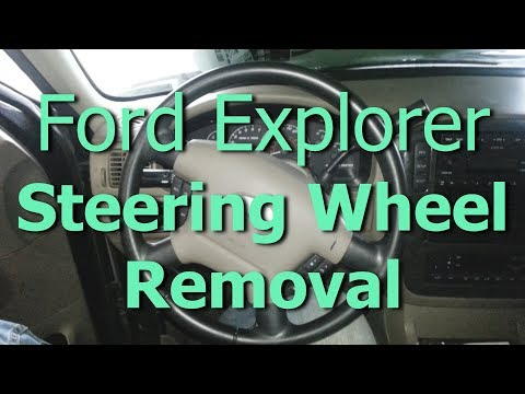 Download How To Remove Ford Explorer Steering Wheel