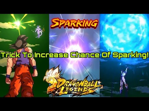 How To Increase Chance To Get A Sparking Character | Dragon Ball Legends