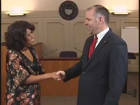 On The Job: Vanessa Jones, Municipal Court Bailiff