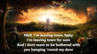 Tyler Hilton - Thats all right Lyrics